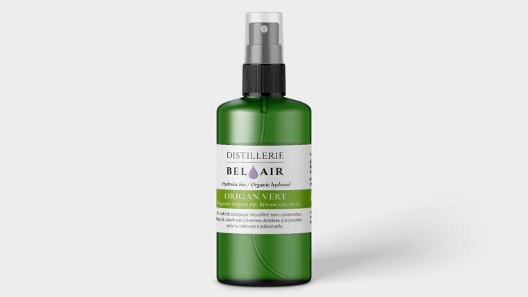 Origan vert – Hydrolat bio