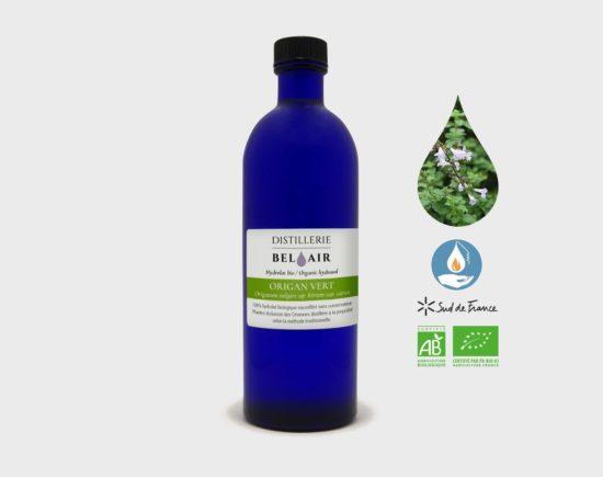 Origan vert – Hydrolat bio 200 ml