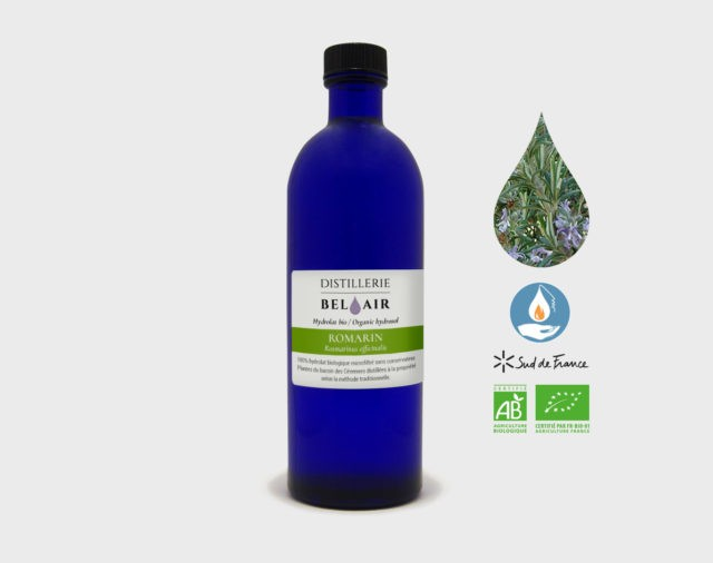Romarin camphré – Hydrolat bio 200ml