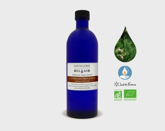 Cyprès de Provence – Hydrolat BIO