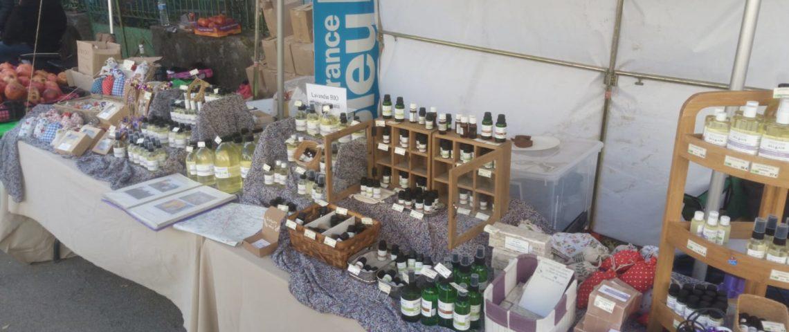 Des huiles essentielles BIO et locales, l'importance de la qualité