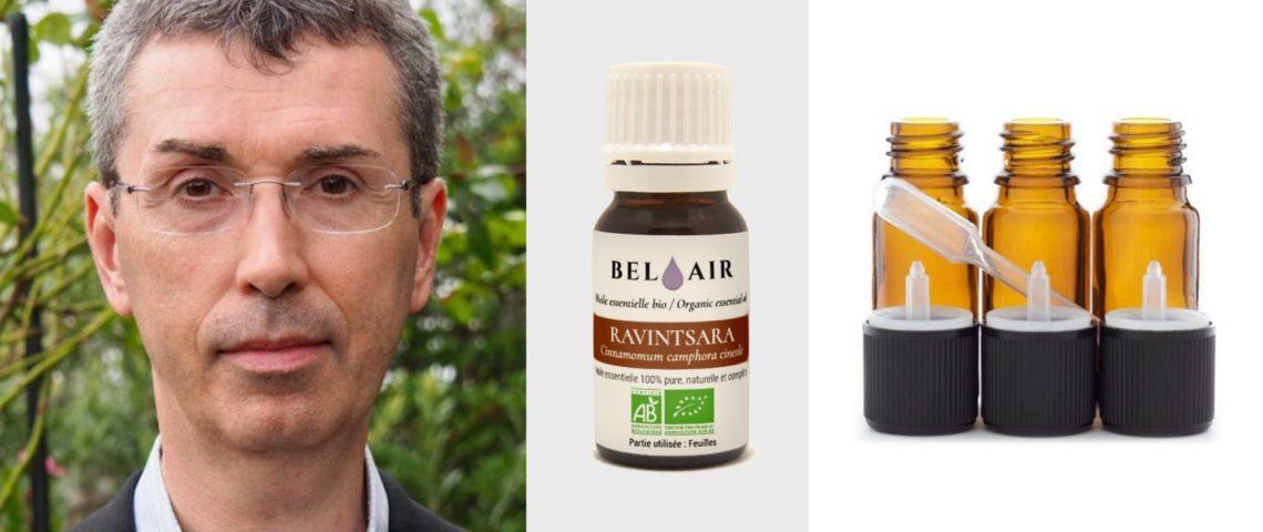 Soutenir son immunité avec les huiles essentielles