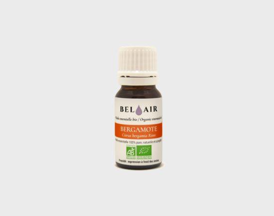 Huile essentielle bio de Bergamote (zeste) - 10ml