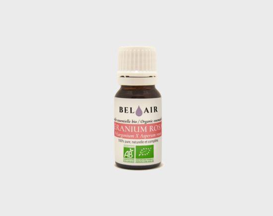 Huile essentielle bio de Geranium Rosat 5ml