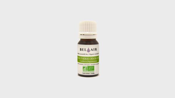 Huile essentielle bio de Gaulthérie odorante - 10 ml