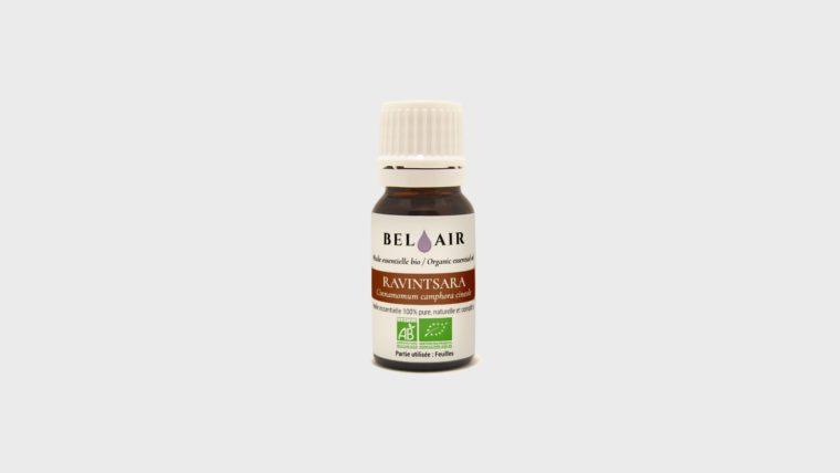 Huile essentielle bio de Ravintsara - 10 ml