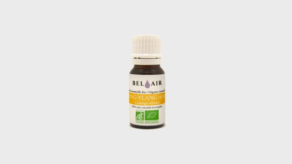 Huile essentielle bio de Ylang Ylang (Complète) - 5 ml