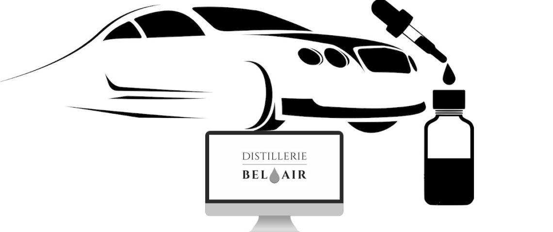 Épidémie COVID-19 : La Distillerie Bel Air à vos côtés