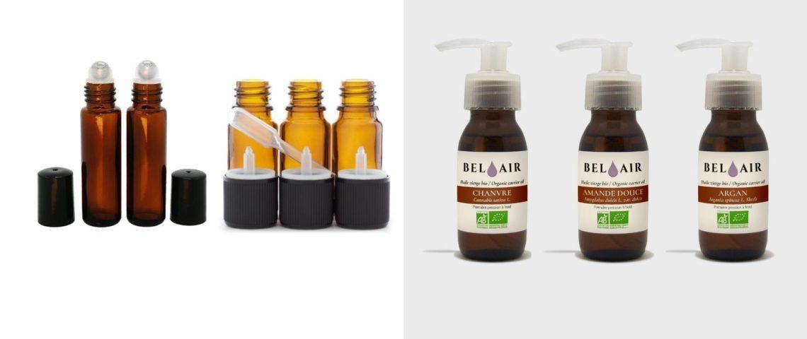 Nouveaux produits : des huiles végétales et des accessoires DIY pour vos préparations maison