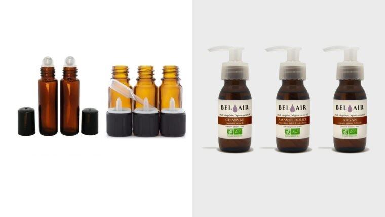 Nouveaux produits : des huiles végétales et des accessoires DYI pour vos préparations maison