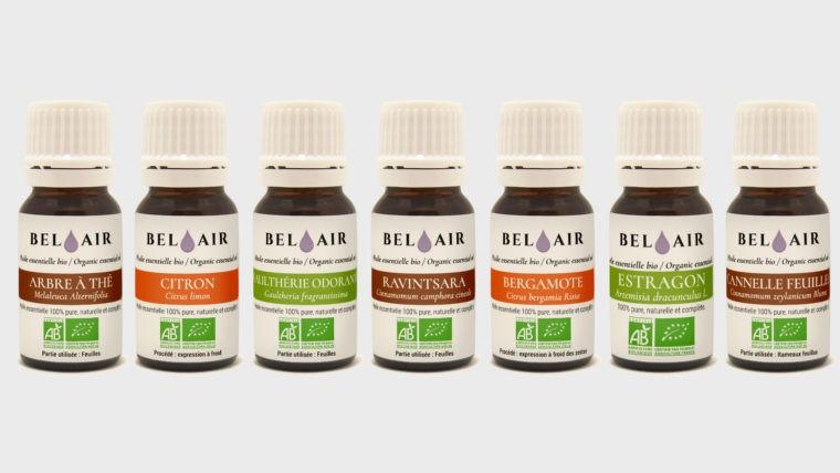 Nouveaux produits : avec la gamme L'esprit Bel Air nous vous proposons maintenant des huiles exotiques de qualité