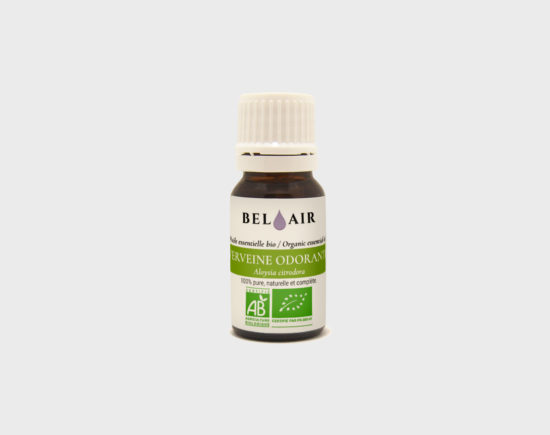 Huile essentielle de Verveine Odorante bio 5ml
