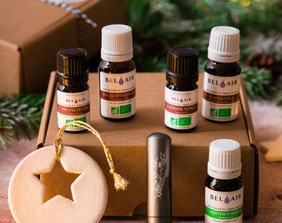 Box cadeau de Noël - Hivernale
