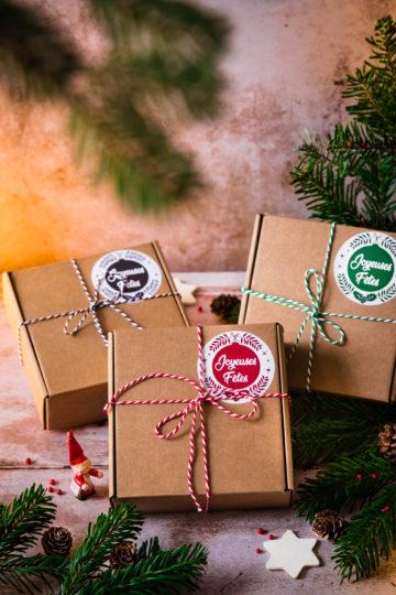 Des boxs de Noël surprises juste pour vous