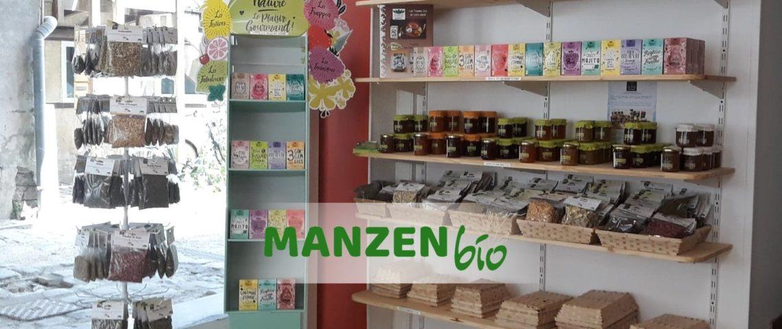 La Boutique partenaire : Manzen Bio