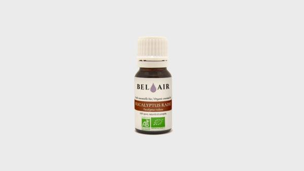 Huile Essentielle d'Eucalyptus Radié bio Sélection Bel Air 10ml