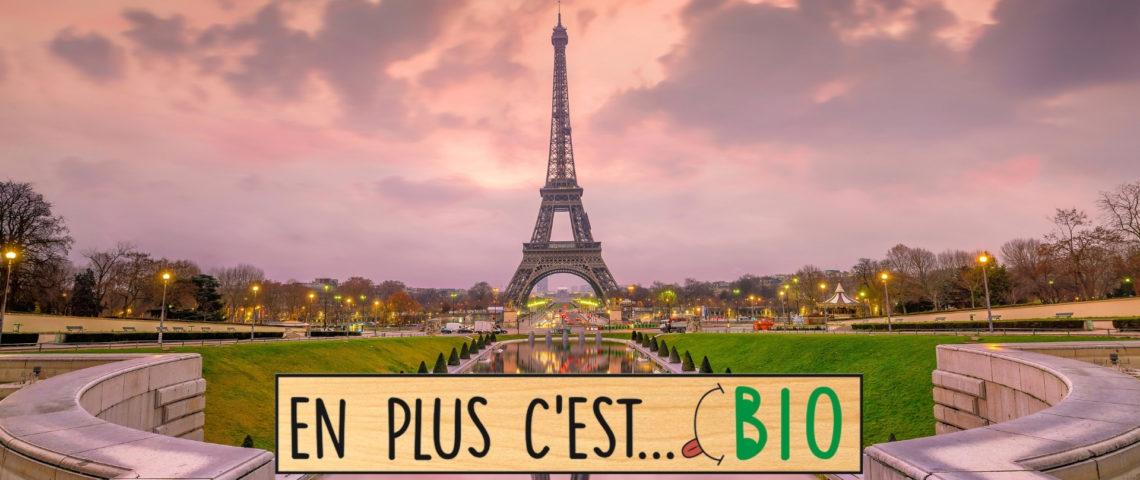 La boutique partenaire : un magasin bio à Paris