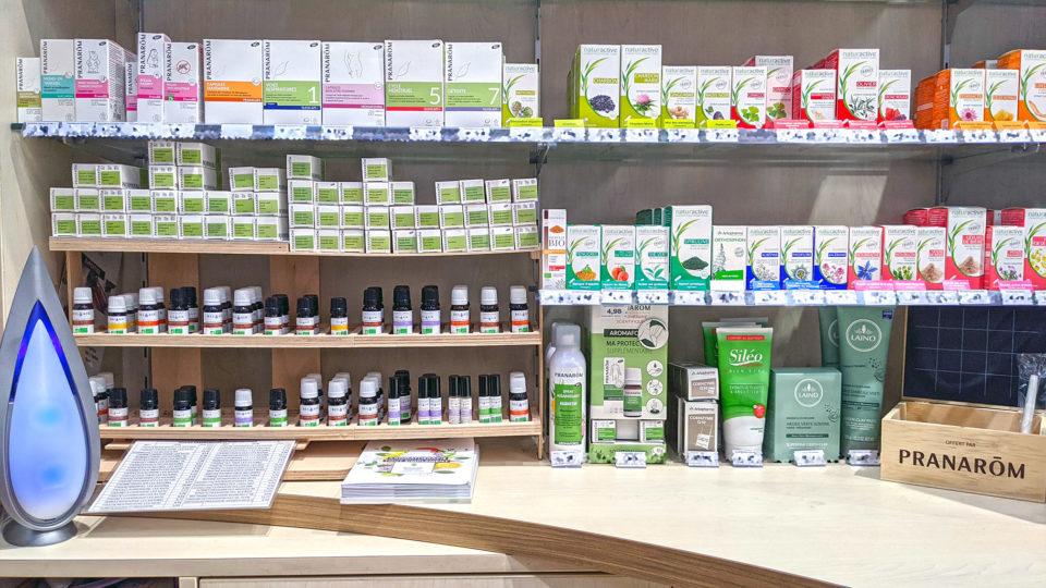La boutique partenaire : Pharmacie Bichet – Paris (75)