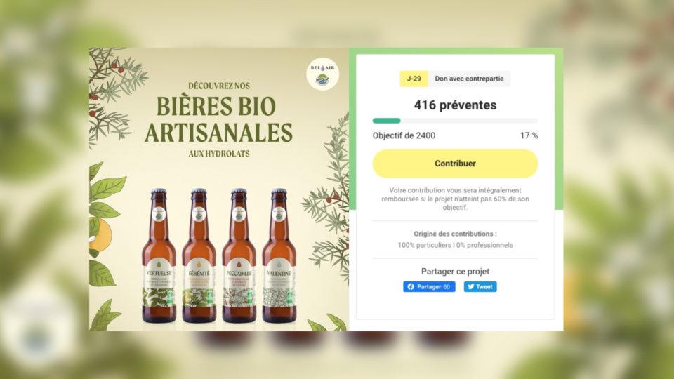 Découvrez nos bières aromatiques